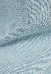 Bershka - BALLOON - Straight leg jeans - blue - 4