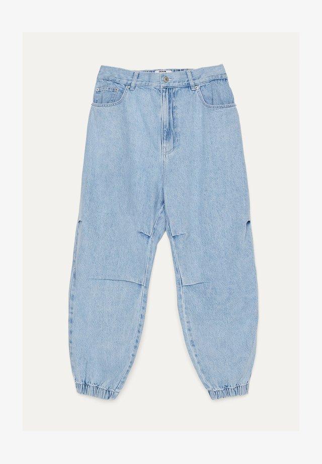 IM BALLON-FIT  - Jeans baggy - blue