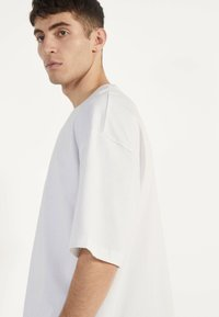 Bershka - T-shirt basic - white - 3