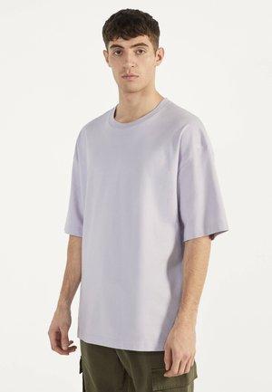 OVERSIZE-SHIRT 02373880 - T-shirt basique - mauve