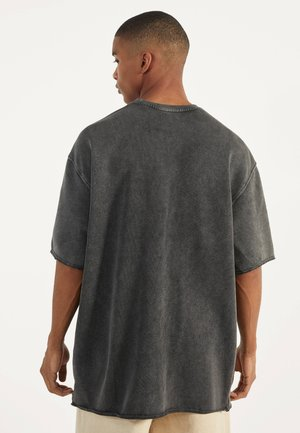 T-shirt basic - dark grey