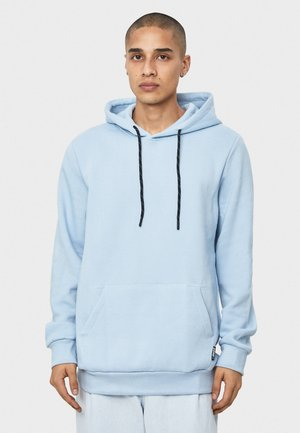 KAPUZEN-SWEATSHIRT 02141498 - Hoodie - light blue