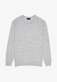 Bershka - MIT RUNDAUSSCHNITT  - Sweatshirt - blue - 4