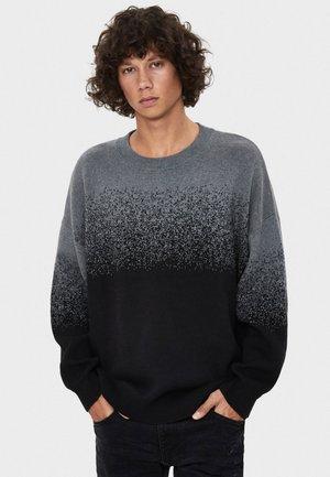 MIT FARBVERLAUF  - Felpa - grey
