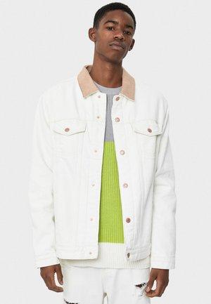 Giacca di jeans - white
