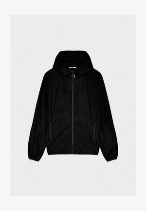 MIT KAPUZE - Outdoor jacket - black