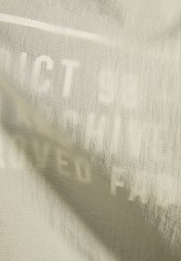 Bershka - MIT FARBLICH ABGESETZTEN ELEMENTEN  - Outdoorová bunda - khaki - 5