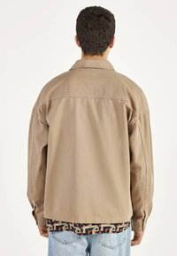 Bershka - Denim jacket - beige - 2