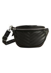 Bershka - Bum bag - black - 0