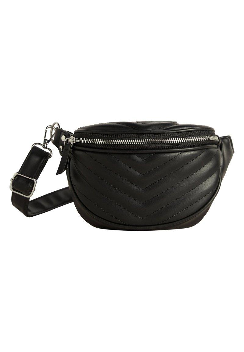 Bershka - Bum bag - black