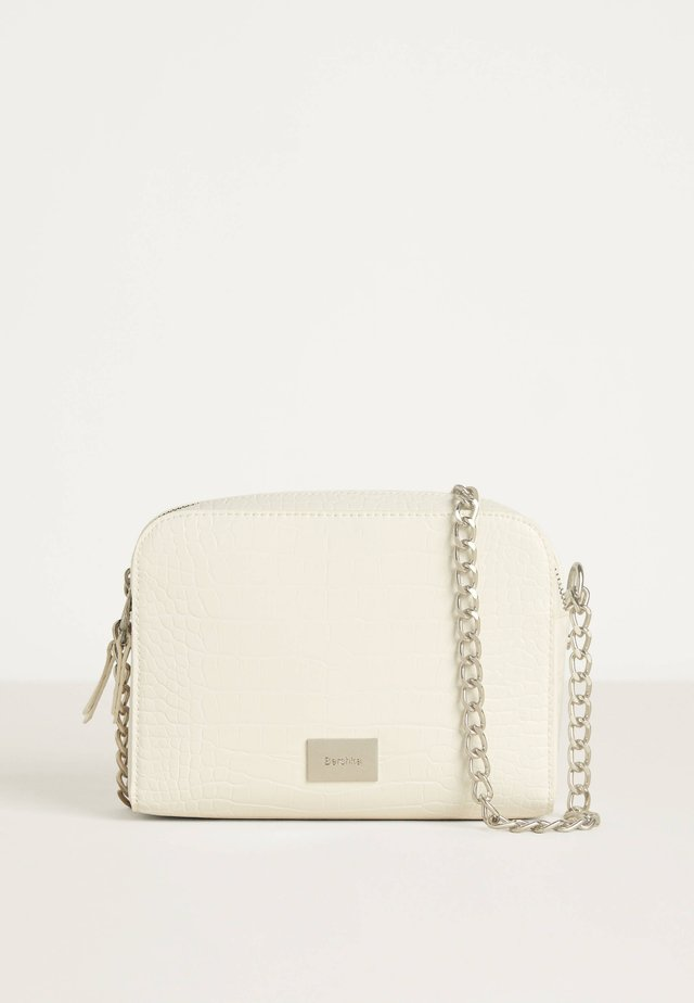 MIT KETTE - Across body bag - white