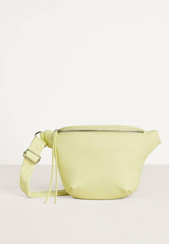 Bæltetasker - neon yellow