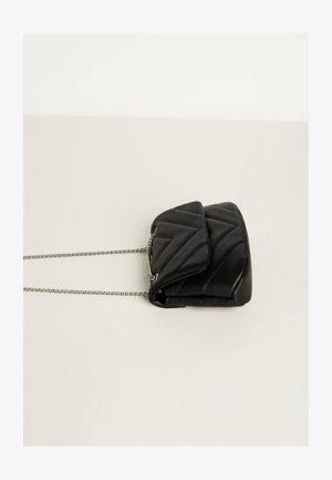 MIT KETTE - Taška spříčným popruhem - black