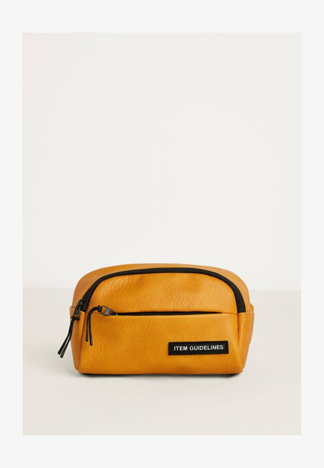 Bum bag - mustard yellow