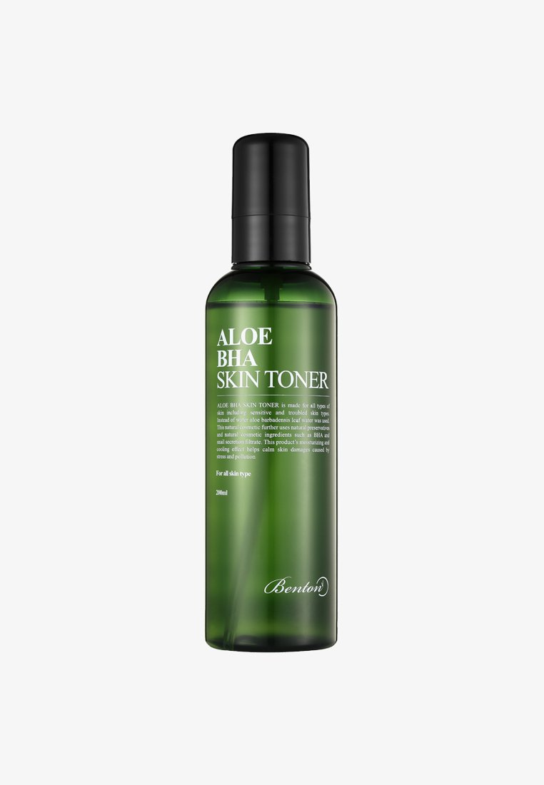 Benton - ALOE BHA SKIN TONER 200ML - Tonic - neutral