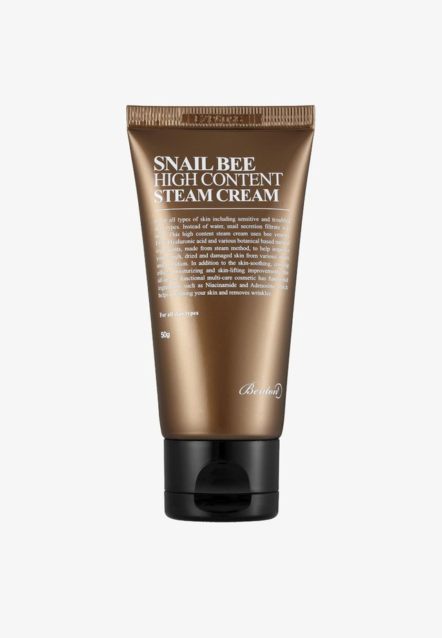 SNAIL BEE HIGH CONTENT STEAM CREAM - Soin de jour - -
