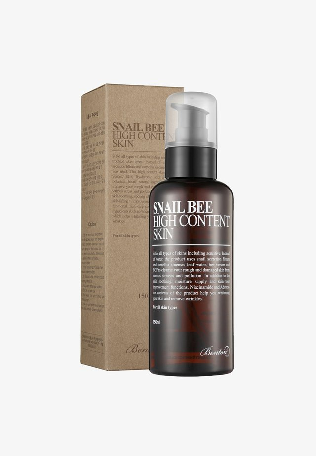 SNAIL BEE HIGH CONTENT SKIN 150ML - Hydratant - neutral