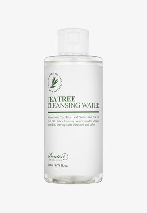 TEA TREE CLEANSING WATER 200ML - Ansiktsrengöring - -