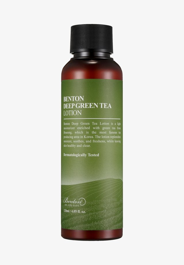 DEEP GREEN TEA LOTION  - Soin de jour - -