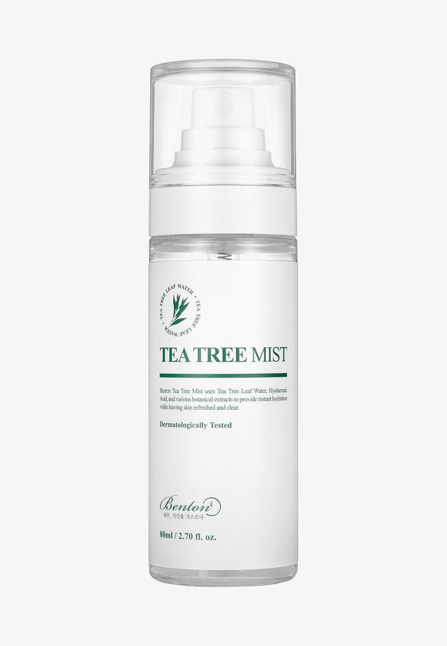 TEA TREE MIST BENTON  - Lotion visage - -