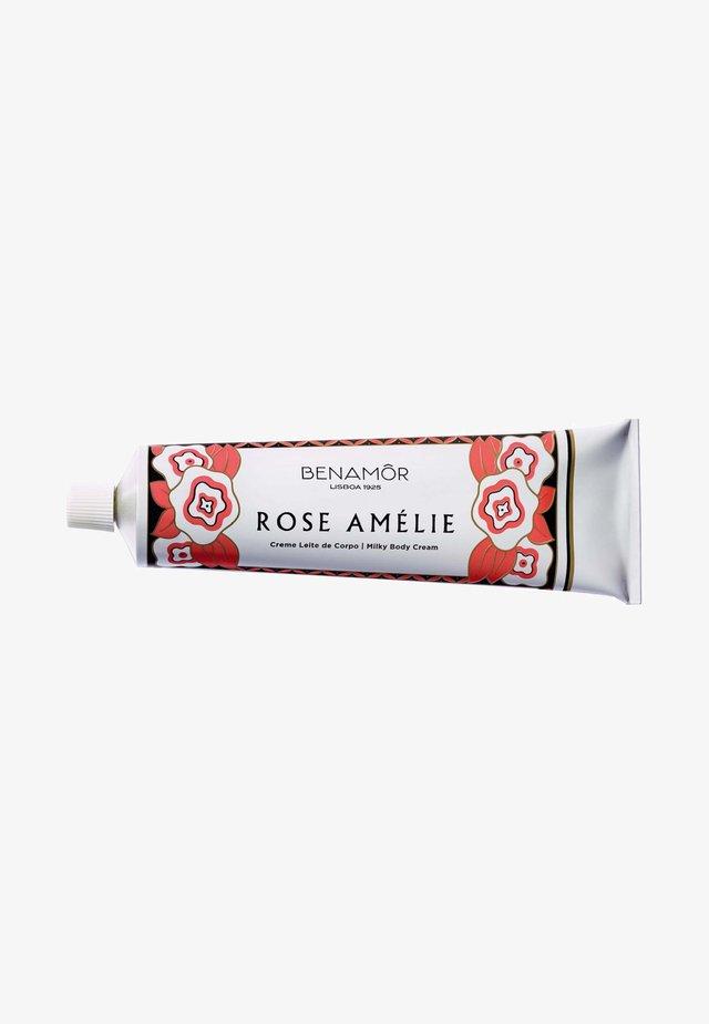BODY CREAM  - Balsam - rose amélie