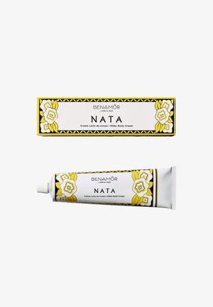 BODY CREAM  - Moisturiser - nata