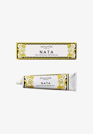 BODY CREAM  - Hydratatie - nata