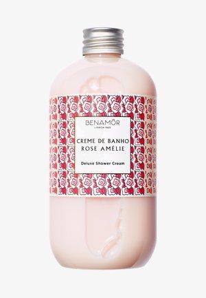 DELUXE SHOWER CREAM 500ML - Douchegel - rose amélie