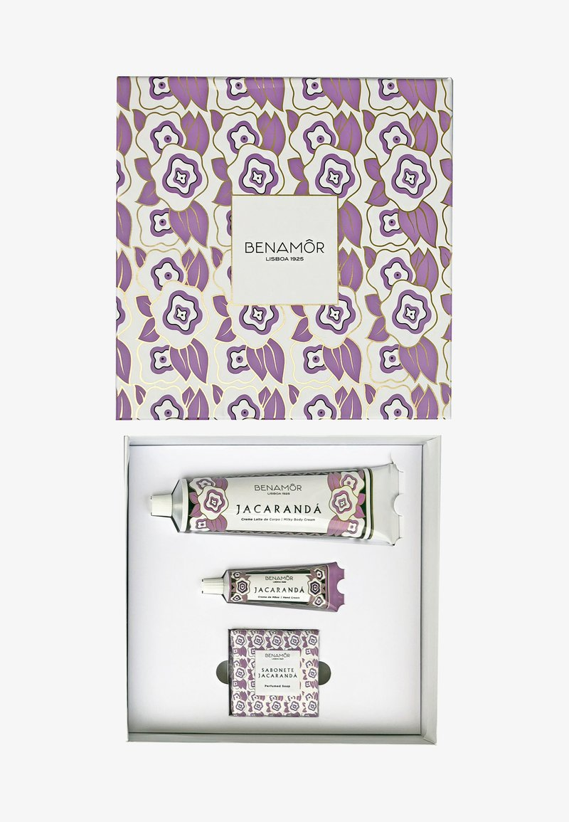 Benamor - BODYCARE SET - Bath and body set - jacarandá