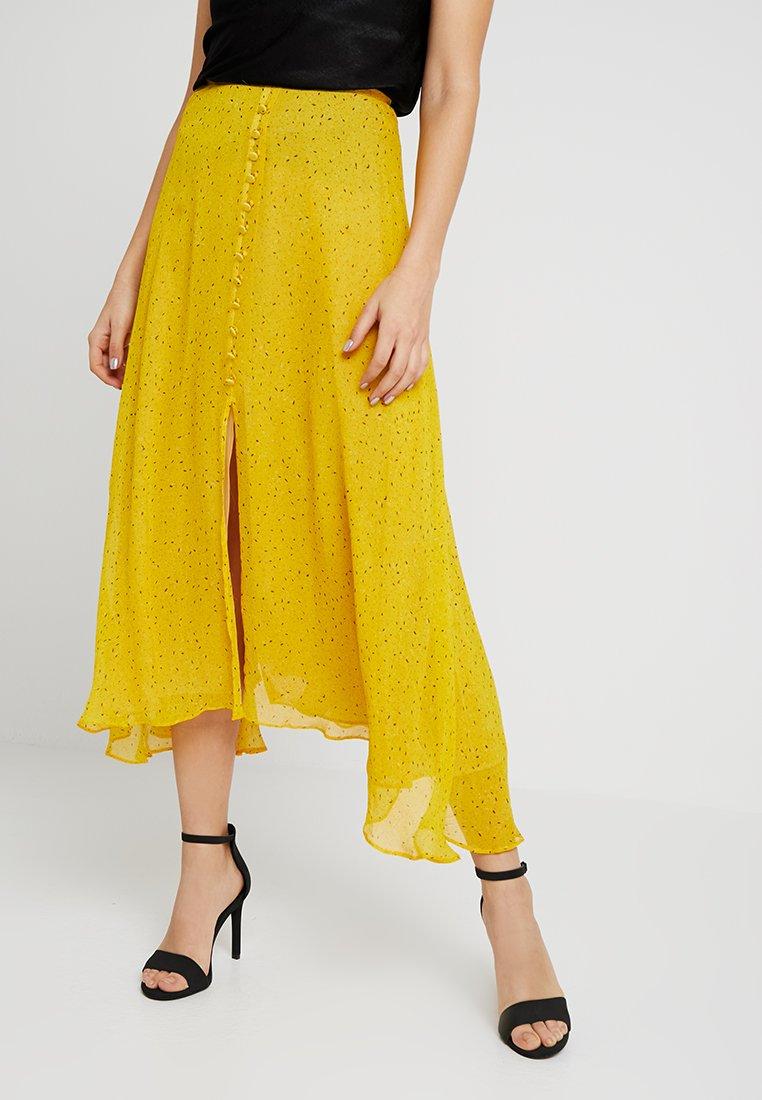 Bec & Bridge - HIBISCUS SKIRT - A-snit nederdel/ A-formede nederdele - marigold