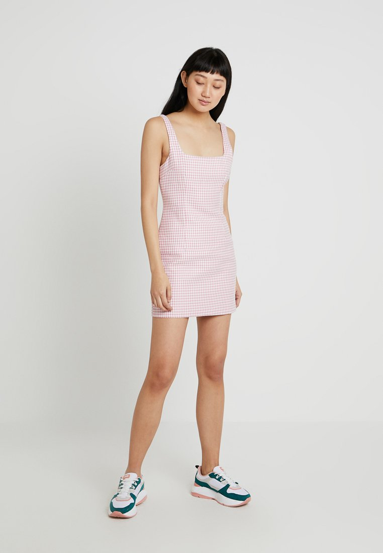Bec & Bridge - CHECK YOU LATER DRESS - Day dress - pink