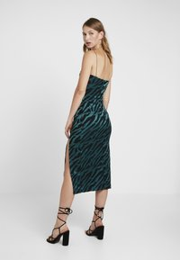 Bec & Bridge - DISCOTHEQUE DRESS - Festklänning - emerald - 2