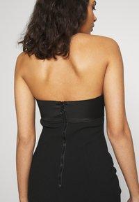 Bec & Bridge - SHORE BREAK MINI DRESS - Cocktailkleid/festliches Kleid - black - 5