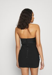 Bec & Bridge - SHORE BREAK MINI DRESS - Cocktailkleid/festliches Kleid - black - 2