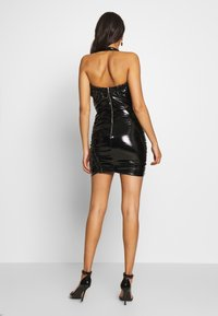 Bec & Bridge - BREAKING MOTION MINI DRESS - Etui-jurk - black - 2