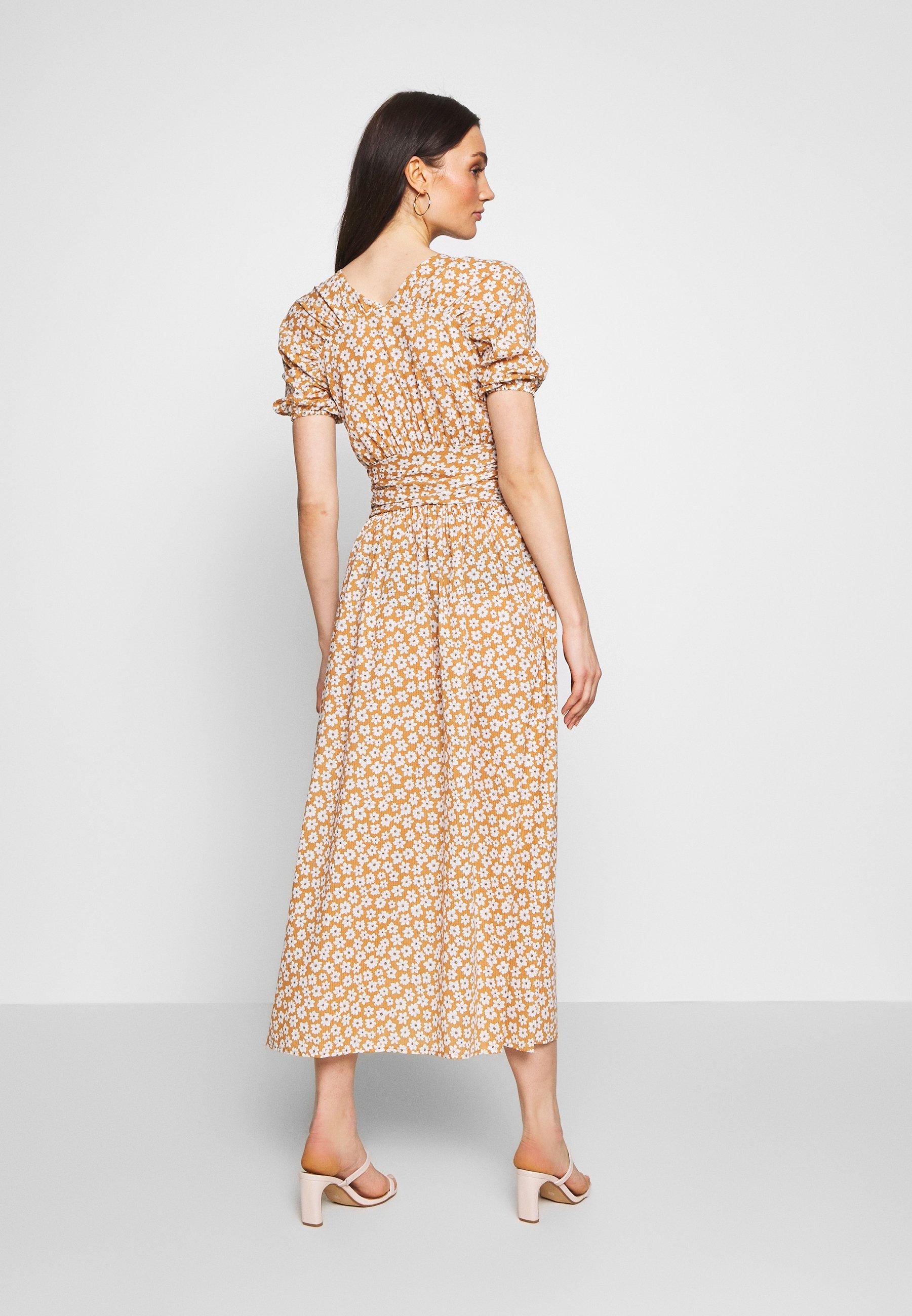 Bec & Bridge ZOE MIDI DRESS - Sukienka letnia - floral