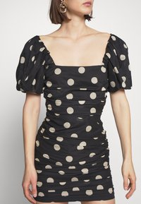 Bec & Bridge - JOSEPHINE MINI DRESS - Cocktailklänning - black - 5