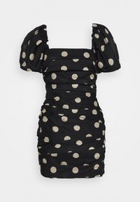 Bec & Bridge - JOSEPHINE MINI DRESS - Cocktailklänning - black - 4