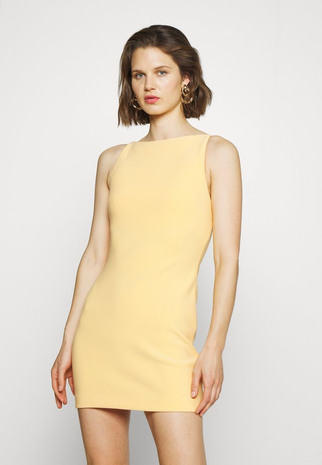 RAPHAELA MINI DRESS - Vestido de tubo - melon