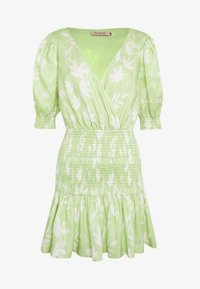 Bec & Bridge - WINDSWEPT MINI DRESS - Korte jurk - green - 4