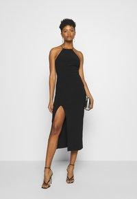 Bec & Bridge - CANDY MIDI DRESS - Shift dress - black - 1