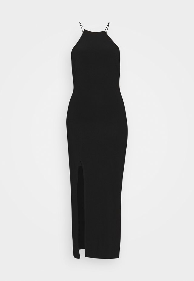CANDY MIDI DRESS - Robe fourreau - black