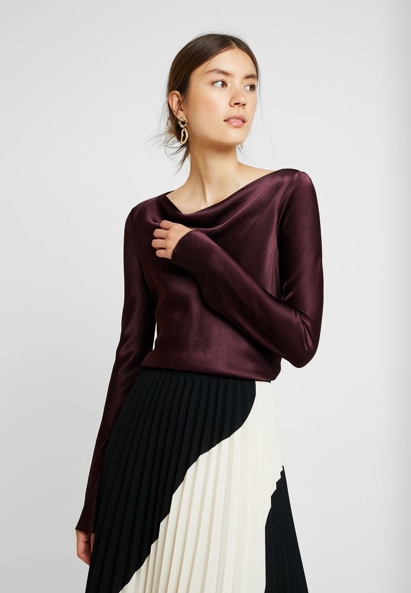 Bec & Bridge - CAROLINE - Bluse - plum