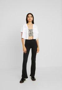 Bec & Bridge - CECILE - Bluse - black/white - 1