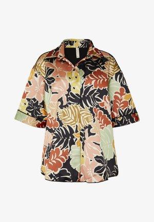 BABELINI - Button-down blouse - beige