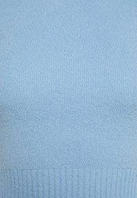 Bec & Bridge - LEMON SQUEEZY CROP - Top - sky blue - 2