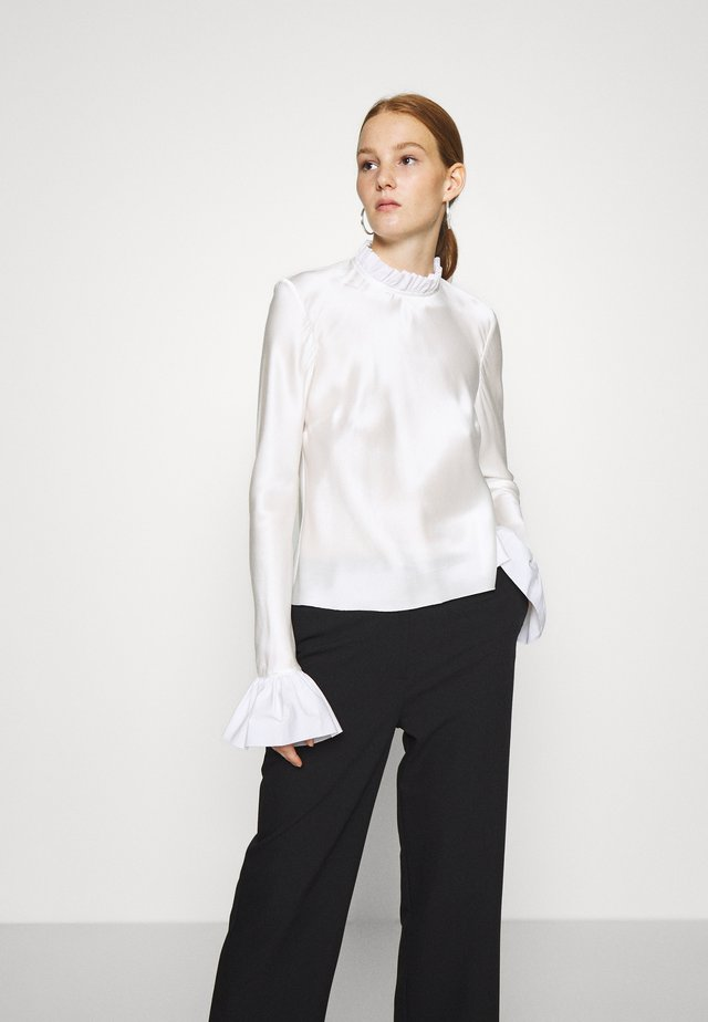 ISABEL - Blouse - ivory