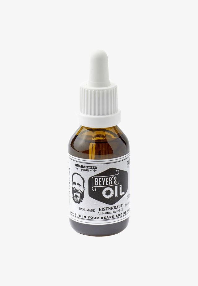 BEARD OIL VERBENA - Huile à barbe - -