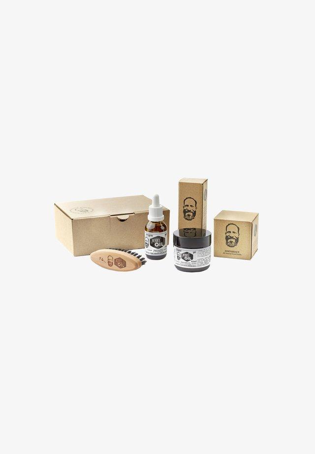 BOX (STARTER-SET) - Zestaw do golenia - -