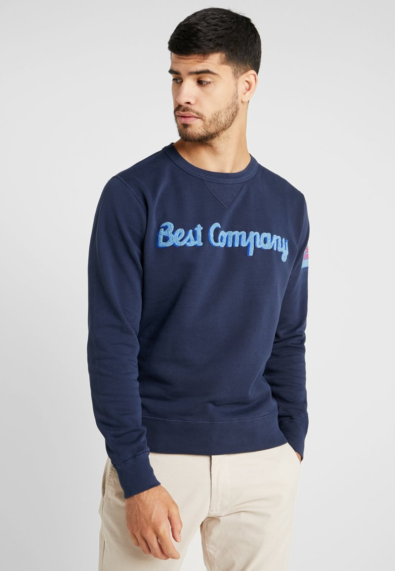 Best Company - CLASSIC  - Collegepaita - navy